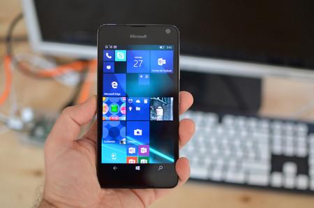 Comprar un smartphone con Windows empieza a ser complicado, al menos en España