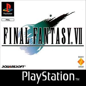 Final Fantasy VII portada