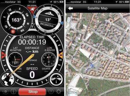 Bike CycloComputer HUD para iOS, un completísimo panel de control para los amantes de las dos ruedas