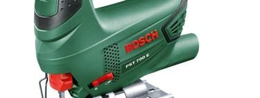 Oferta del día en la sierra de calar Bosch PST 700 E de 500 W de potencia: hasta medianoche cuesta 52,95 euros en Amazon