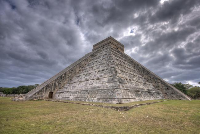 Leyenda Chichén Itzá