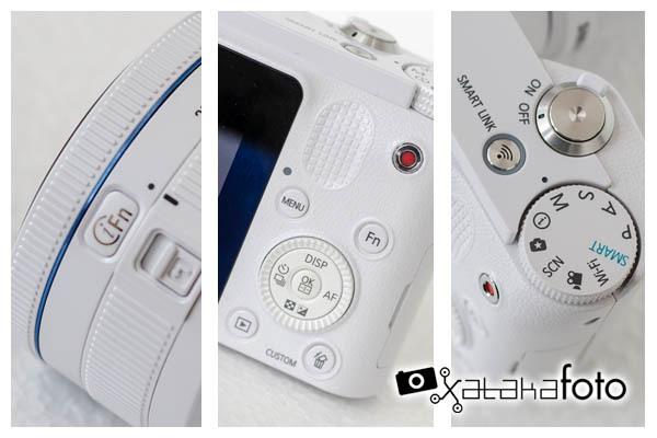 Samsung NX1000 a prueba