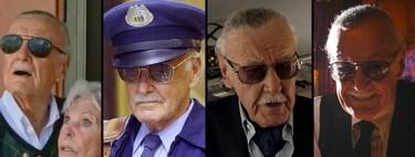 Stan Lee y TODOS sus cameos: de Fox a Sony, pasando por Disney y hasta DC, y por supuesto Marvel
