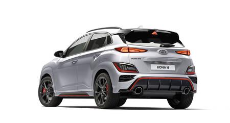 Hyundai Kona N 2021