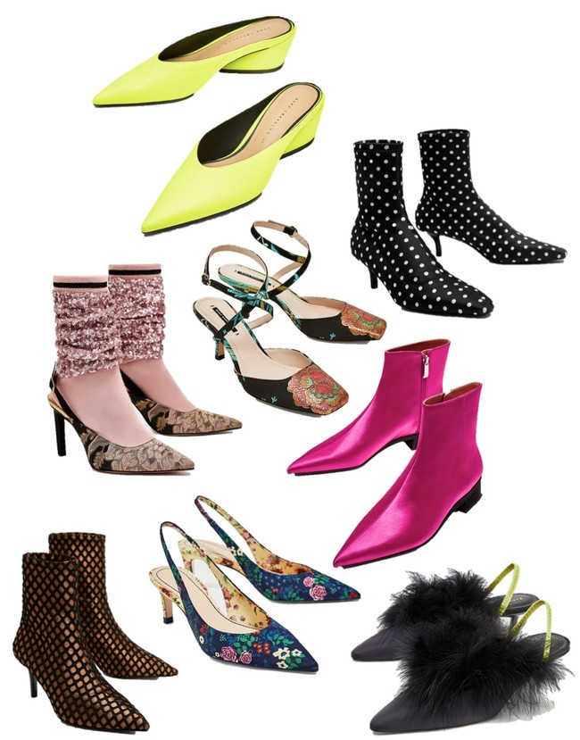 Zara Rebajas Zapatos Llamativos
