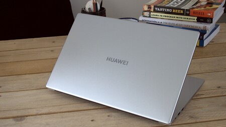 Huawei Matebook D15 2021 Review Xataka Espanol Diseno Trasera