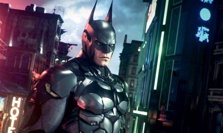 Batman: Arkham Knight muestra nuevas imágenes