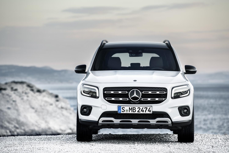 Foto de Mercedes-Benz GLB 2019 (11/68)