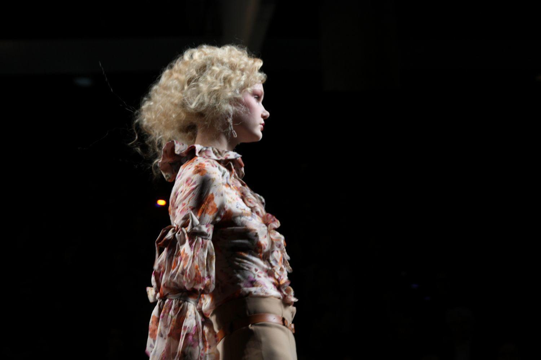 Foto de Alma Aguilar en la Cibeles Madrid Fashion Week Otoño-Invierno 2011/2012 (27/126)