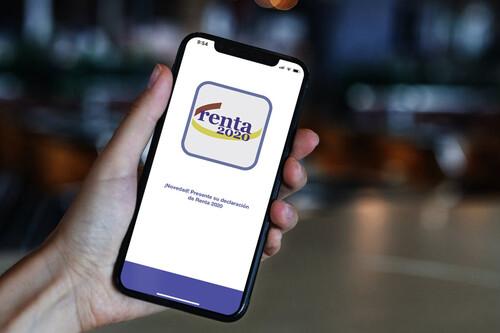 Renta 2020: cómo presentar la declaración desde el móvil