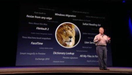 Mac OS X 10.7 'Lion' y todas sus nuevas características
