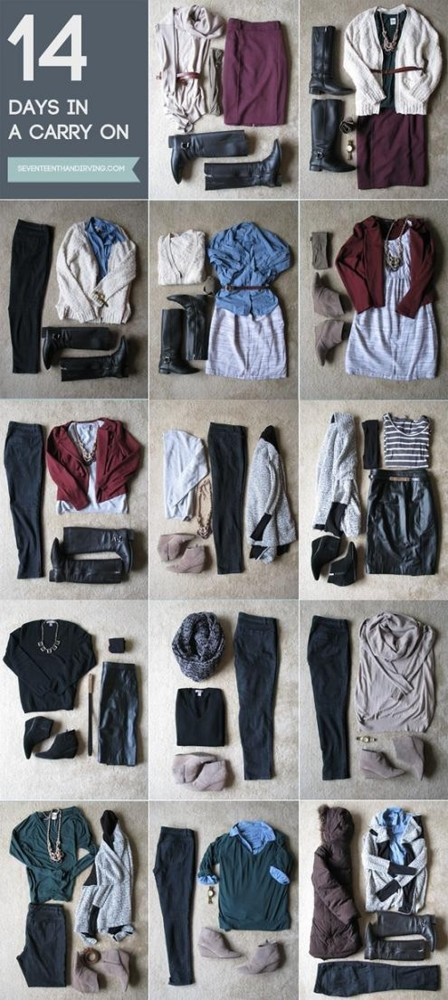 maleta 14 dias