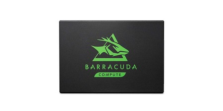 Seagate Barracuda 120 Ssd