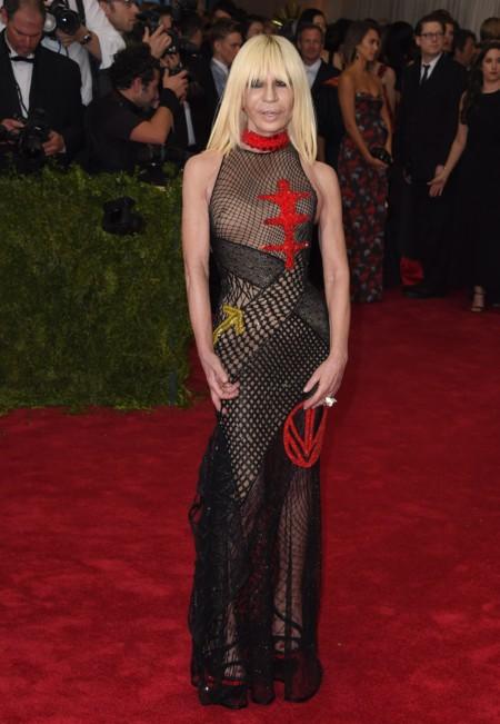 Donatella Versace 1