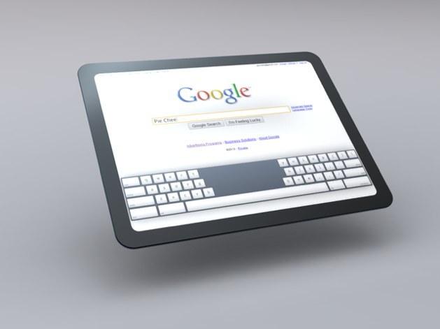 Foto de Mockup del Tablet OS de Google (3/7)