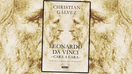 Leonardo Da Vinci Cara A Cara Christian Galvez Portada Up
