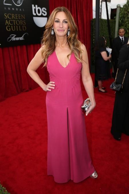 Julia Roberts premios SAG 2014