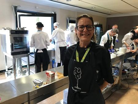 Cristina Codina, co-propietaria de Cheese Las Palmas