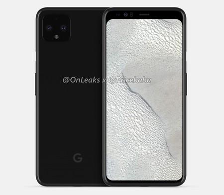 """Pixel 4 XL sin notch ni agujero en pantalla: Google regresará al """"clásico"""" marco frontal con su próximo smartphone"""