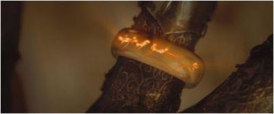 'El señor de los anillos: La comunidad del anillo' (1)