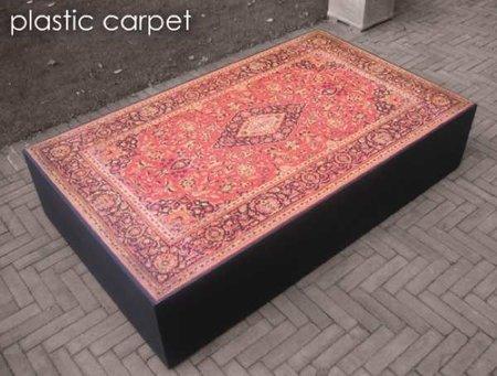 plastic carpet 2