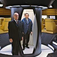 'Las cajas de Stanley Kubrick', el estilo del gran director