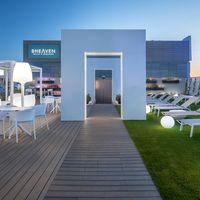 B-Heaven, la terraza de verano by Barceló para tocar el cielo de Málaga