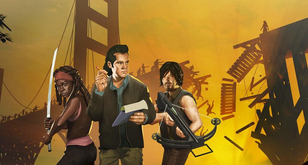 Análisis de Bridge Constructor The Walking Dead: si lo de Portal acabó en juegazo, esto es lo que ha ocurrido con los caminantes