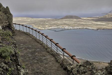 Mirador Río Lanzarote La Graciosa
