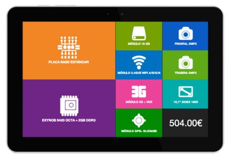imasD Click ARM, en busca del tablet clónico que puedes personalizar