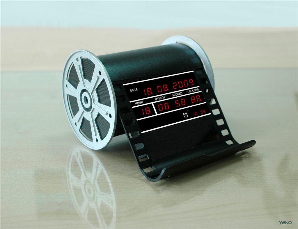 Reloj Calendario para fotógrafos
