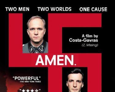 Añorando estrenos: 'Amén' de Costa-Gavras
