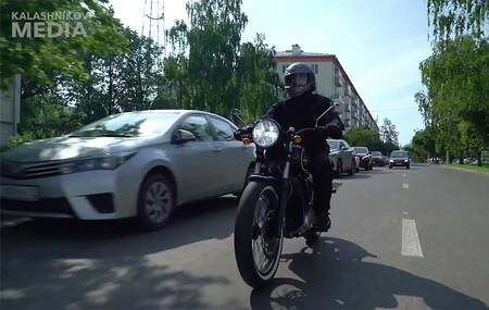 Kalashnikov Izh49 Moto Electrica Limitada 3