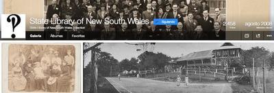 Flickr como escenario para descubrir fotografías antiguas