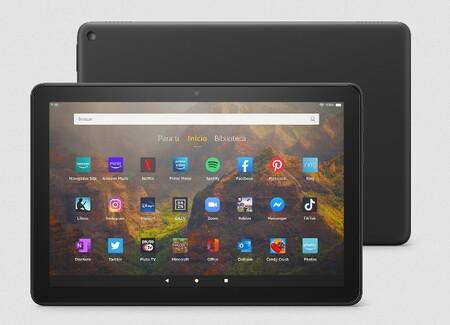 Amazon Fire HD 10 y Fire HD Plus (2021): pantallas más brillantes y más RAM para unas tabletas que siguen siendo (muy) asequibles