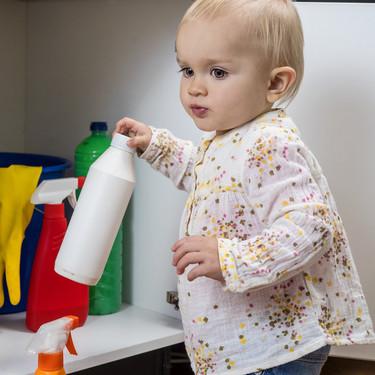 """""""Las urgencias pediátricas que más han aumentado con el confinamiento son las intoxicaciones"""": revisa tu casa y evita accidentes domésticos"""