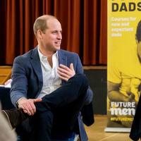 El príncipe Guillermo comparte su experiencia con la paternidad, en un evento de preparación para futuros padres