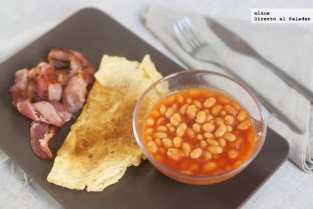Baked beans, imprescindibles en un buen desayuno inglés