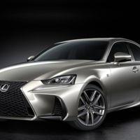 Lexus IS 2017 se rejuvenece ¿realmente le hacía falta?