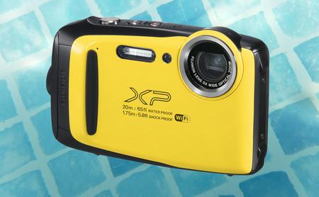 Fujifilm FinePix XP130, nueva compacta todo terreno para amantes de la aventura ahora con Bluetooth