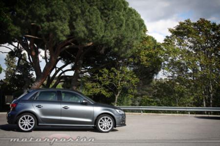 Audi A1 SportBack 1.4 TFSI CoD, nosotros lo probamos mientras él desconecta cilindros