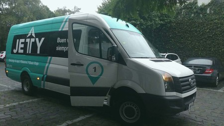 Jetty, la aplicación de transporte colectivo para viajar del Estado de México a la Ciudad de México