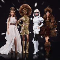 La segunda colección limitada de Barbie inspirada en 'Star Wars' ya se puede comprar en México: estos son sus precios y modelos