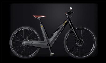 LEAOS: una bicicleta eléctrica de carbono por 3.680 euros
