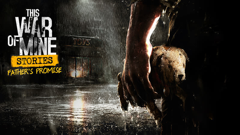This War of Mine: Father's Promise is already in Android: the DLC of PC become game full-for-mobile