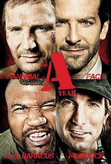 'El Equipo A', tráiler y segundo cartel