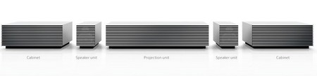 Sony Proyector tiro ultra corto