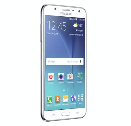 Samsung trae a México sus Galaxy J5 y J7, con flash en la cámara frontal