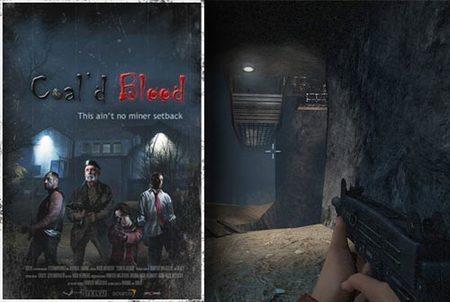 'Coal'd Blood', otra fantástica campaña extra para 'Left 4 Dead'