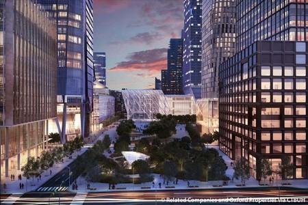 Apple está planeando un nuevo espacio de oficinas y tienda en Nueva York de 5.600 metros cuadrados